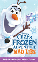 Olaf's Frozen Adventure Mad Libs
