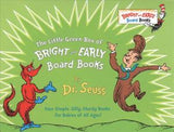 Dr. Seuss' Little Green Box of Bright and Early Board Books - 4 Favorite Books