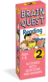 Brain Quest Grade 2 Reading Card Deck