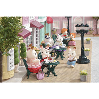 Calico Critters Tea and Treats Set - Furniture & Dishes