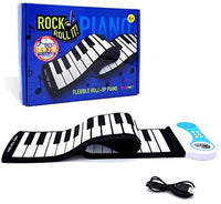 Rock and Roll It Classic & FLEXIBLE Roll-up Piano
