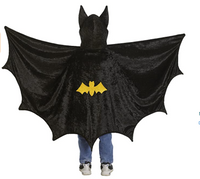 Hooded Bat Cape, Batman Costume