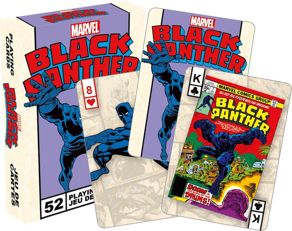 Marvel Black Panther Playing Cards