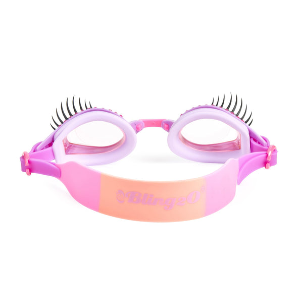 Bling2o Beauty Parlor Glam Lash Swim Goggles