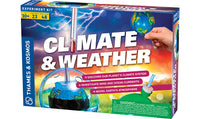 Climate & Weather:  Discover our planet's climate system! (Science Kit by Thames & Kosmos)