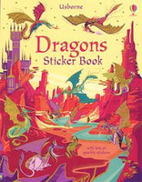 Dragons Sticker Book - an Activity Book by Usborne