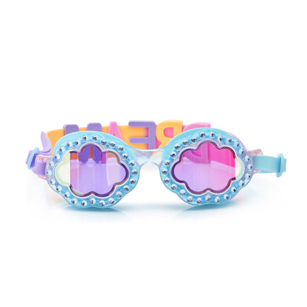 Bling2o Dream on Cloud Shaped Swim Goggles