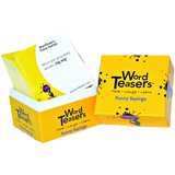 WordTeasers Funny Sayings (Educational Conversation Starter Cards) Age 8+