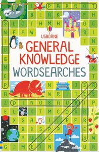General Knowledge Wordsearches by Usborne