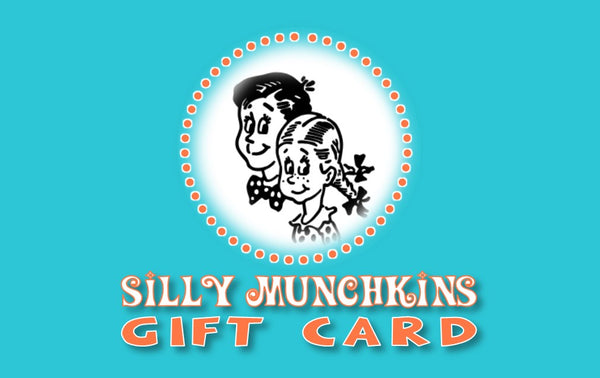 Silly Munchkins Gift Card