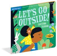 Indestructibles Baby Book: Let's Go Outside!
