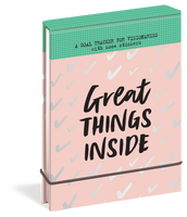 Great Things Inside A Goal Tracker for Visionaries