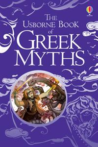 Usborne Book of Greek Myths