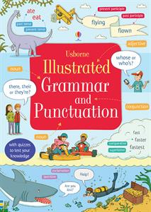 Illustrated Grammar and Punctuation by Usborne