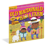 Indestructibles Baby Book: Old MacDonald Had a Farm