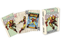 Marvel Iron Man Playing Cards