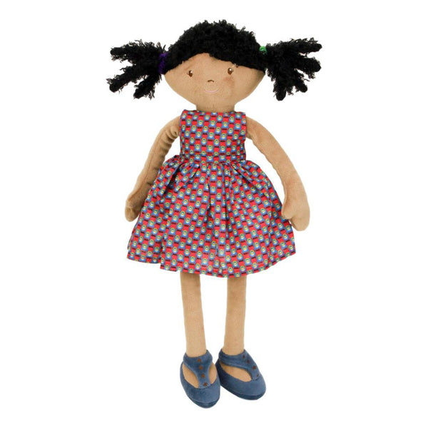 "Leotta 18"" Fashion Rag Doll"