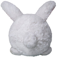 "Mini Squishable Fluffy Bunny Rabbit 7"" Plush"