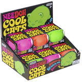Nee-Doh Cool Cats Squeeze (Squishy, Stress Ball)