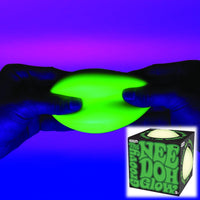 Nee-Doh Glow In The Dark Squeeze (Squishy, Stress Ball)
