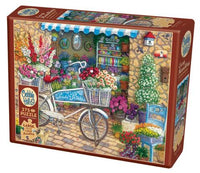 Pedals -n- Petals, 275pc Easy Handling Puzzle by Cobble Hill