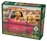 Cobble Hill Farm, 1000pc Puzzle by Cobble Hill
