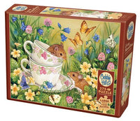 Tea for Two, 275pc Easy Handling Puzzle by Cobble Hill