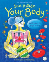 See Inside Your Body by Usborne