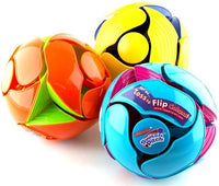 Switch Pitch Ball - Toss it in the air & watch it flip inside out!