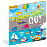 Indestructibles Baby Book:  Things That Go!