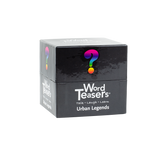 WordTeasers Urban Legends (Educational Conversation Starter Cards) Age 12+