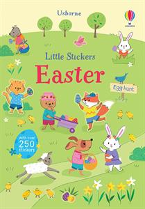 Little Stickers Easter Book