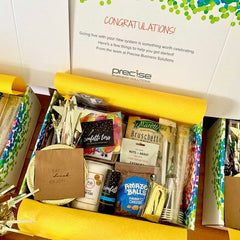 custom corporate gift box for corporate clients