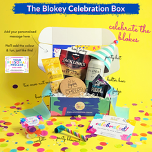 Load image into Gallery viewer, THE 'BLOKEY' CELEBRATION BOX