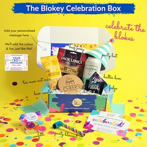 THE 'BLOKEY' CELEBRATION BOX