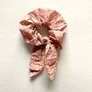 HAIR SCRUNCHIES -SPOTS