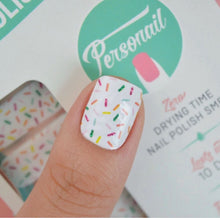 Load image into Gallery viewer, NAIL WRAPS IN 'SPRINKLES'