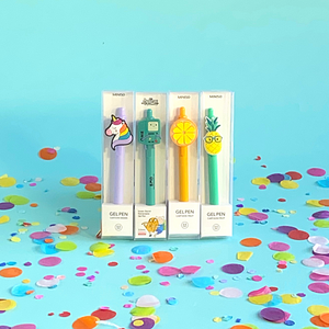 QUIRKY GEL PENS