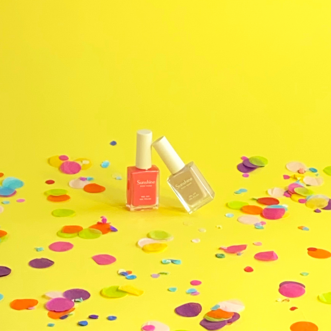 SUNSHINE NAIL POLISH