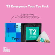 Load image into Gallery viewer, T2 EMERGENCY TEA GIFT PACK