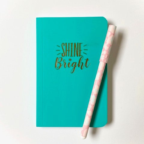 A6 NOTE BOOK AND PEN