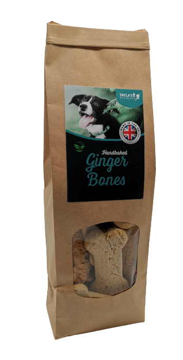 Ginger and Basil Bones 250g