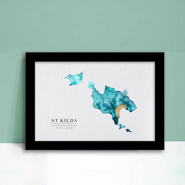 St Kilda Outer Hebrides Scottish gift
