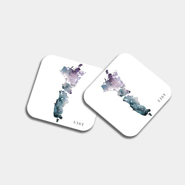 Uist Outer Hebrides Coasters