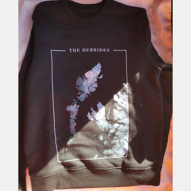 Hebrides Clothing Map\