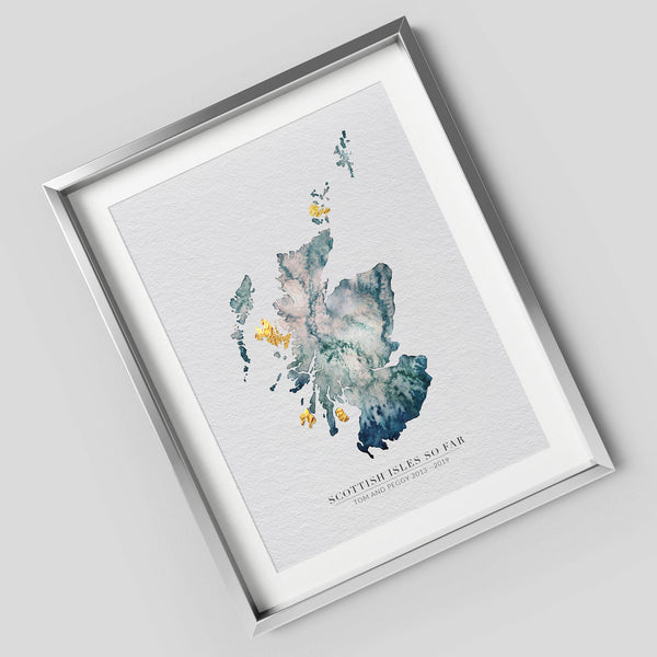 EJayDesign Scotland Print
