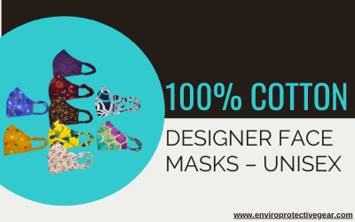 Designer face mask