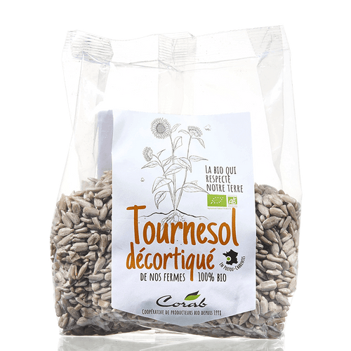 Tournesol décortiqués bio (origine France) 250 g
