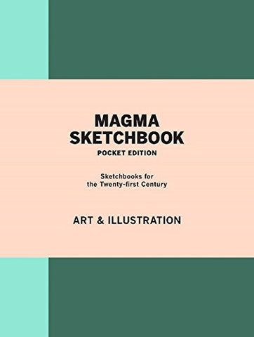 Magma Sketchbook: Art & Illustration Pocket Edition