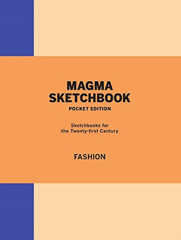 Magma Sketchbook: Fashion Pocket Edition